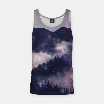 Thumbnail image of Dark Forest Tank Top, Live Heroes