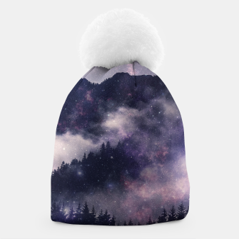 Thumbnail image of Dark Forest Beanie, Live Heroes
