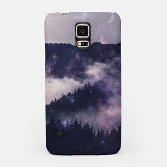 Thumbnail image of Dark Forest Samsung Case, Live Heroes