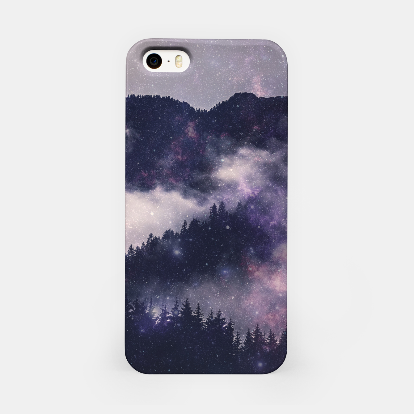 Image of Dark Forest iPhone Case - Live Heroes