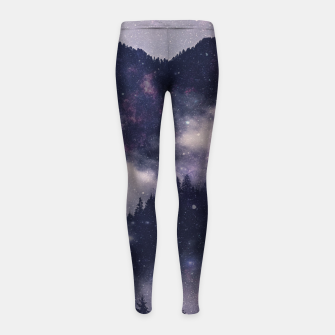 Dark Forest Girl's leggings thumbnail image