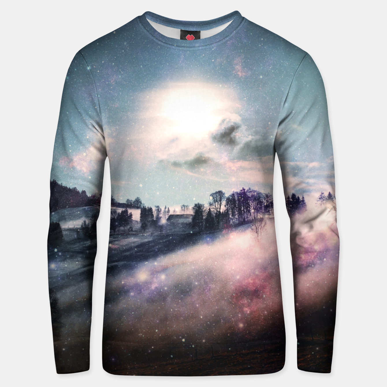 Image of Worlds Ago Unisex sweater - Live Heroes