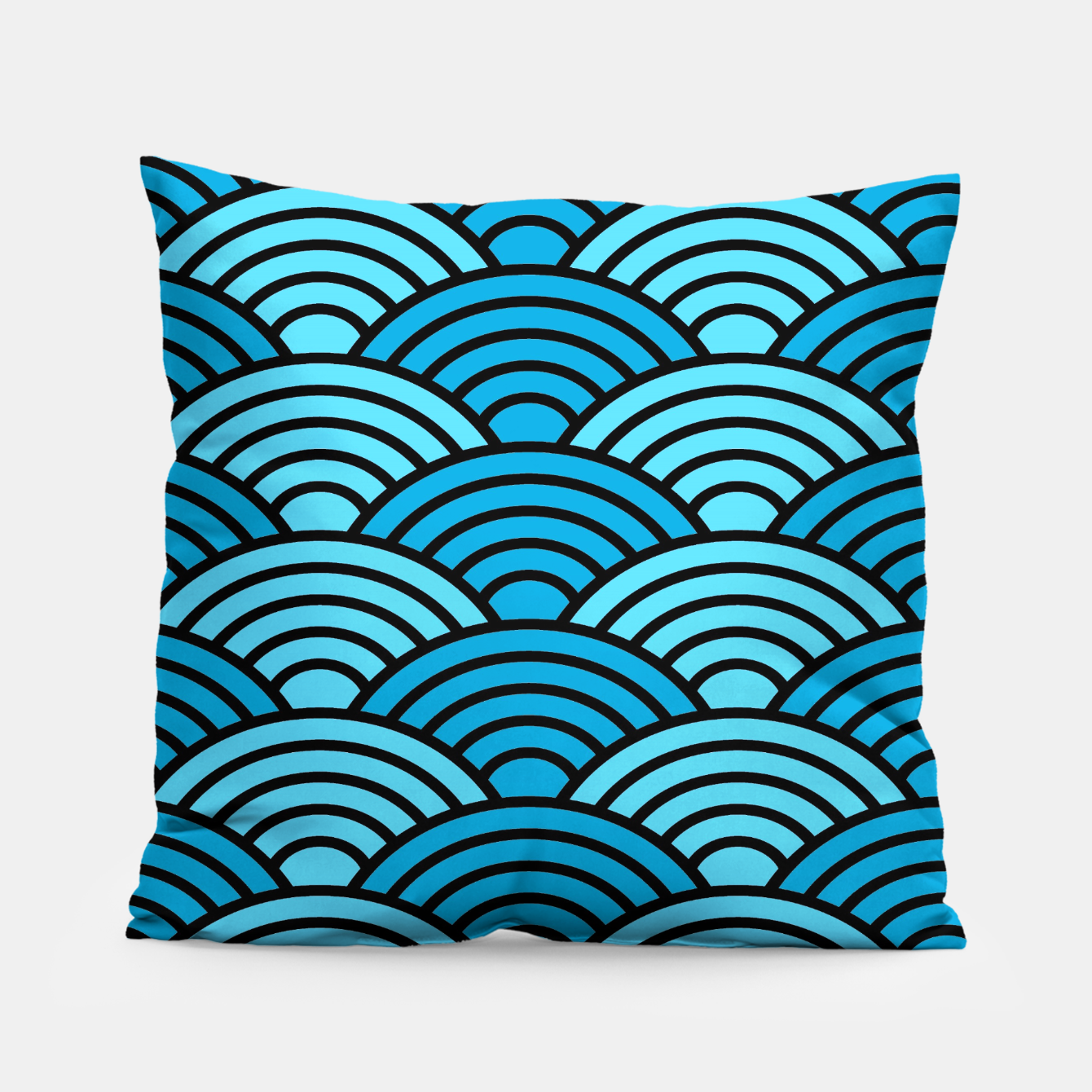 Image of Pattern 13 Pillow - Live Heroes