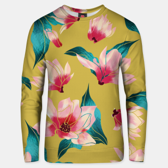 Thumbnail image of Floral Aura Unisex sweater, Live Heroes