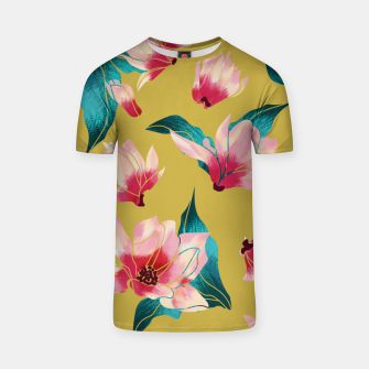 Thumbnail image of Floral Aura T-shirt, Live Heroes