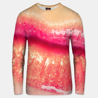 Thumbnail image of lips #1 Unisex sweater, Live Heroes