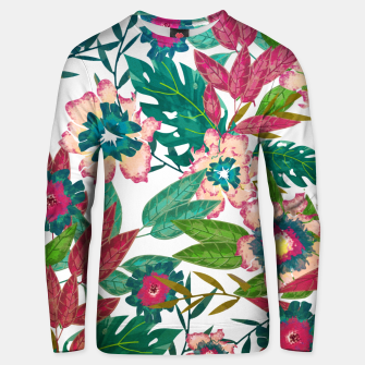 Thumbnail image of Floral Mood Unisex sweater, Live Heroes