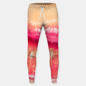 Thumbnail image of lips #1 Sweatpants, Live Heroes