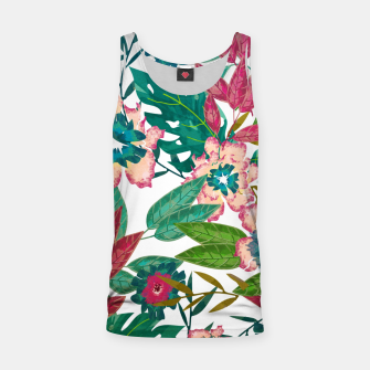 Thumbnail image of Floral Mood Tank Top, Live Heroes