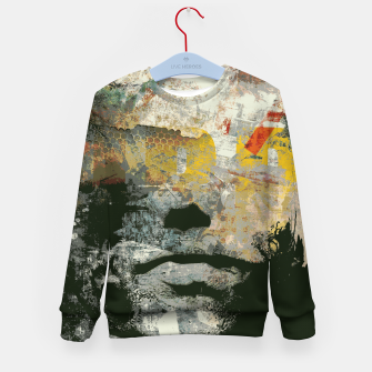 Thumbnail image of The Patriot Kid's sweater, Live Heroes