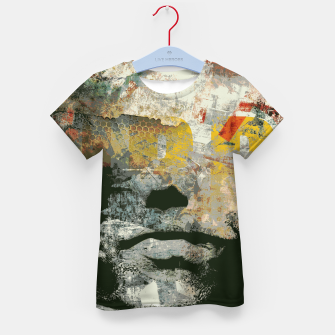Thumbnail image of The Patriot Kid's t-shirt, Live Heroes