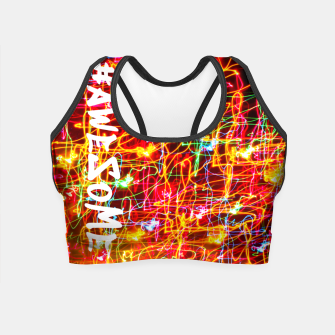 Thumbnail image of #Awesome Crop Top, Live Heroes