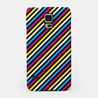 Thumbnail image of Colourfull Stripes Samsung Case, Live Heroes