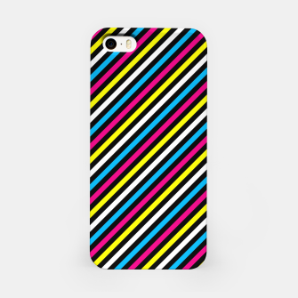 Thumbnail image of Colourfull Stripes iPhone Case, Live Heroes