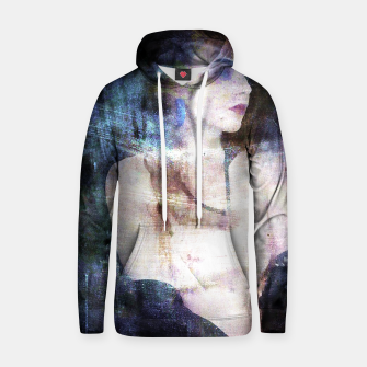 Thumbnail image of woman in chains Hoodie, Live Heroes