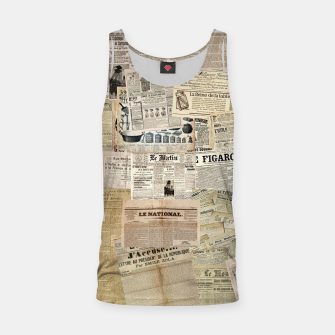 Thumbnail image of newspaper Tank Top, Live Heroes