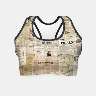 Thumbnail image of newspaper Crop Top, Live Heroes