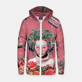 Imagen en miniatura de Fruity Walkman Zip up hoodie, Live Heroes