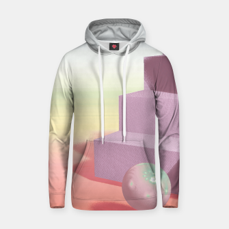 Thumbnail image of 3D abstract space Hoodie, Live Heroes