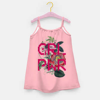 Miniaturka GRL PWR Girl's dress, Live Heroes