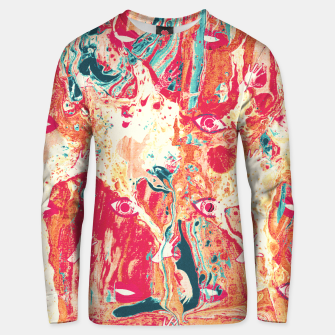 Thumbnail image of Senses pouring III Unisex sweater, Live Heroes
