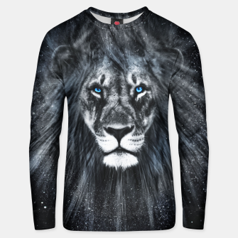 Miniatur The Dark Lion Unisex sweatshirt, Live Heroes