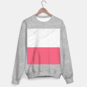 Marble vs Pink  Sweater regular thumbnail image