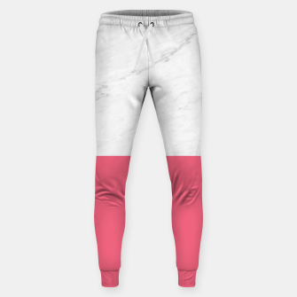 Marble vs Pink  Sweatpants thumbnail image
