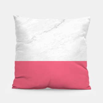 Marble vs Pink  Pillow thumbnail image