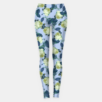Thumbnail image of Rose Garden Leggings, Live Heroes