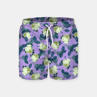 Thumbnail image of Rose Garden Swim Shorts, Live Heroes