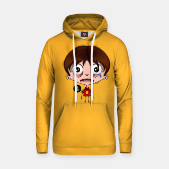 Thumbnail image of Cry baby Sudadera con capucha, Live Heroes