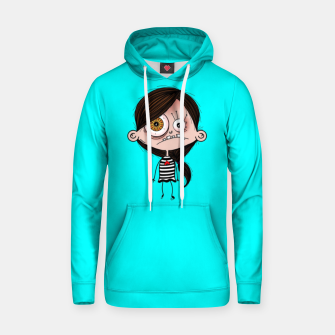 Thumbnail image of Regular Girl Sudadera con capucha, Live Heroes