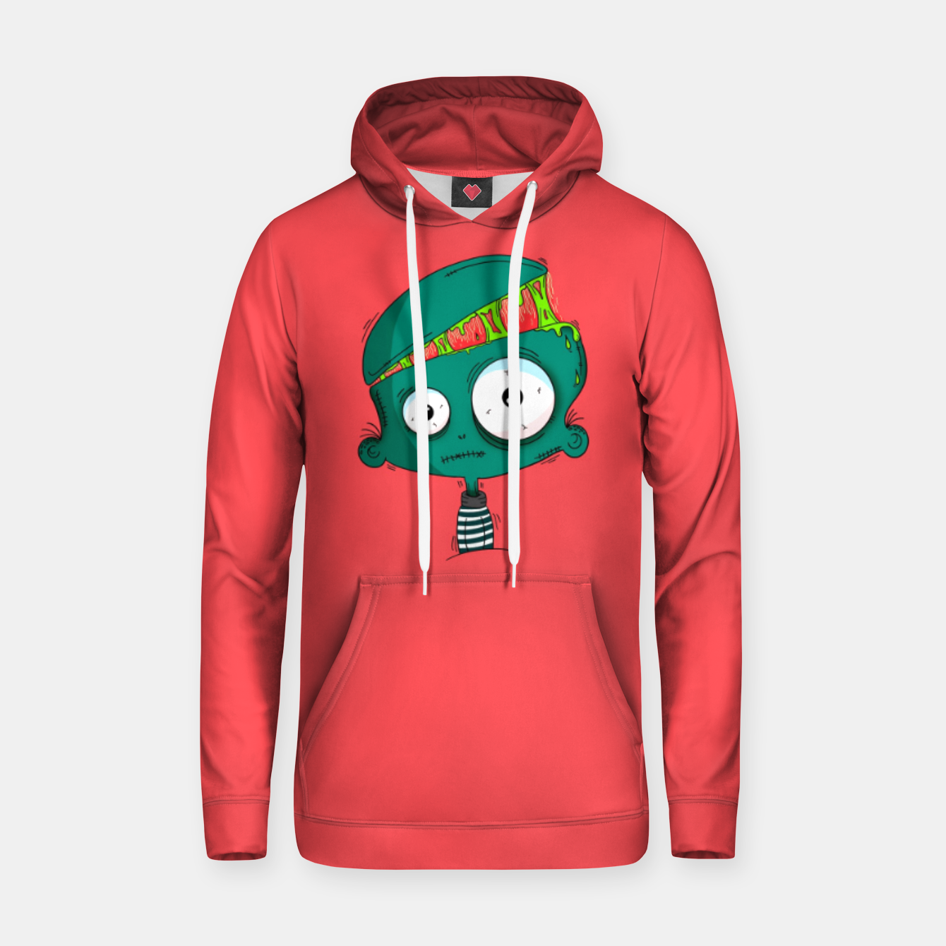 Image of Mister Sudadera con capucha - Live Heroes