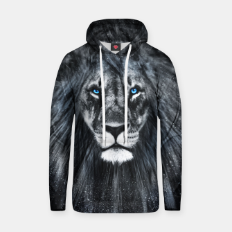 Thumbnail image of The Dark Lion Kapuzenpullover, Live Heroes
