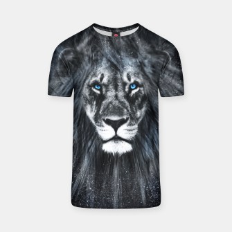 Thumbnail image of The Dark Lion T-Shirt, Live Heroes