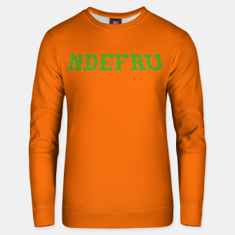Miniature de image de NDEFRU merch 2019 OtherWorld Bluza unisex, Live Heroes