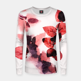 Thumbnail image of Petals Women sweater, Live Heroes