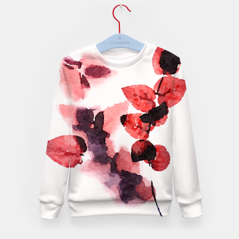 Thumbnail image of Petals Kid's sweater, Live Heroes