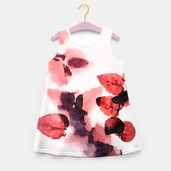 Thumbnail image of Petals Girl's summer dress, Live Heroes