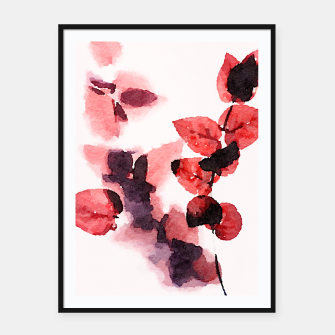 Thumbnail image of Petals Framed poster, Live Heroes