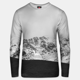 Thumbnail image of Snowy Mountain Unisex sweater, Live Heroes