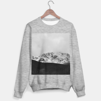 Thumbnail image of Snowy Mountain Sweater regular, Live Heroes