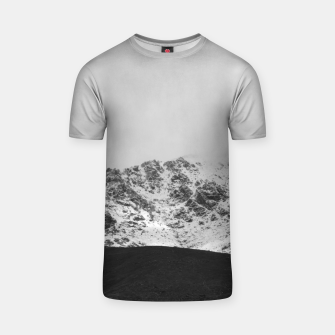 Thumbnail image of Snowy Mountain T-shirt, Live Heroes