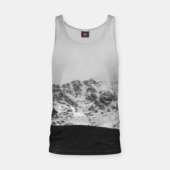 Thumbnail image of Snowy Mountain Tank Top, Live Heroes