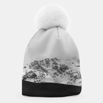 Thumbnail image of Snowy Mountain Beanie, Live Heroes