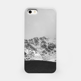 Thumbnail image of Snowy Mountain iPhone Case, Live Heroes