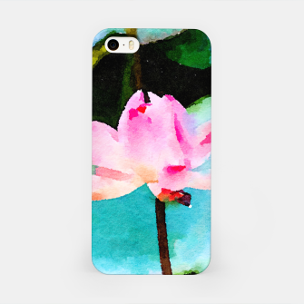 Thumbnail image of Lotus iPhone Case, Live Heroes