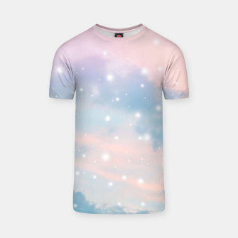 Thumbnail image of Pastel Cosmos Dream #2 #decor #art  T-Shirt, Live Heroes