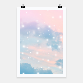 Thumbnail image of Pastel Cosmos Dream #2 #decor #art  Plakat, Live Heroes